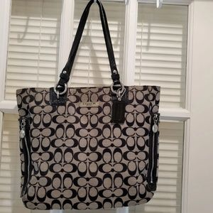 Coach purse tote